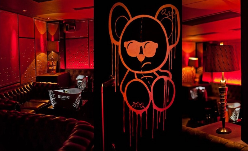 toy room club in london