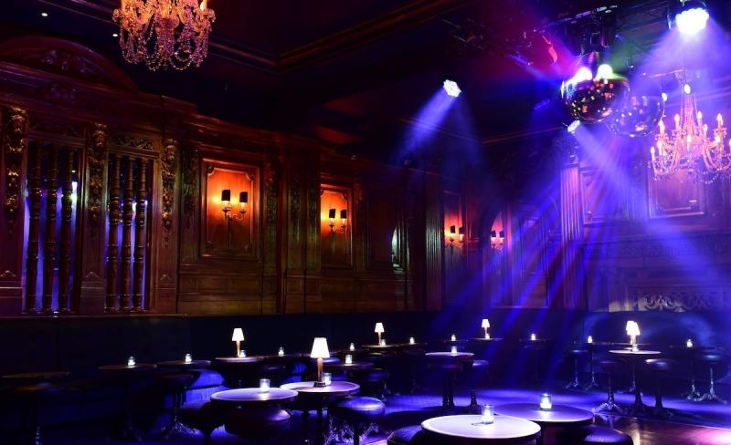 tramp a nightclub situated in london