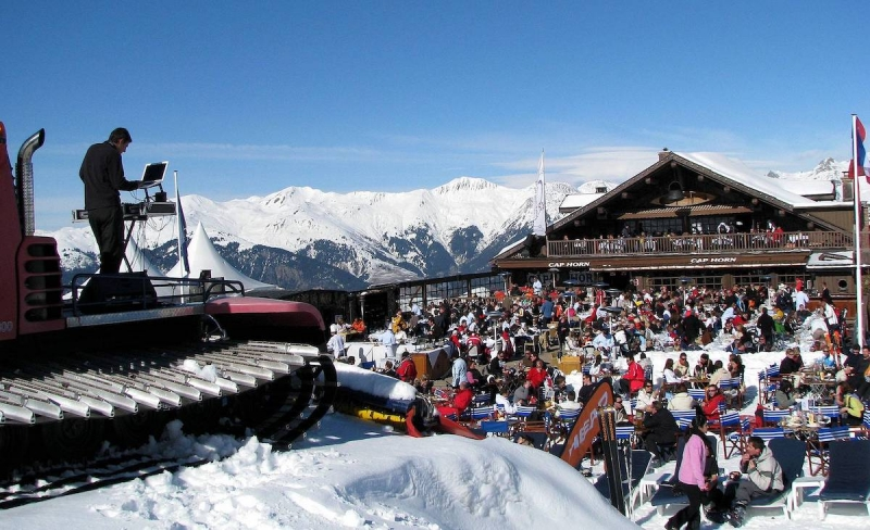 the apres ski experience