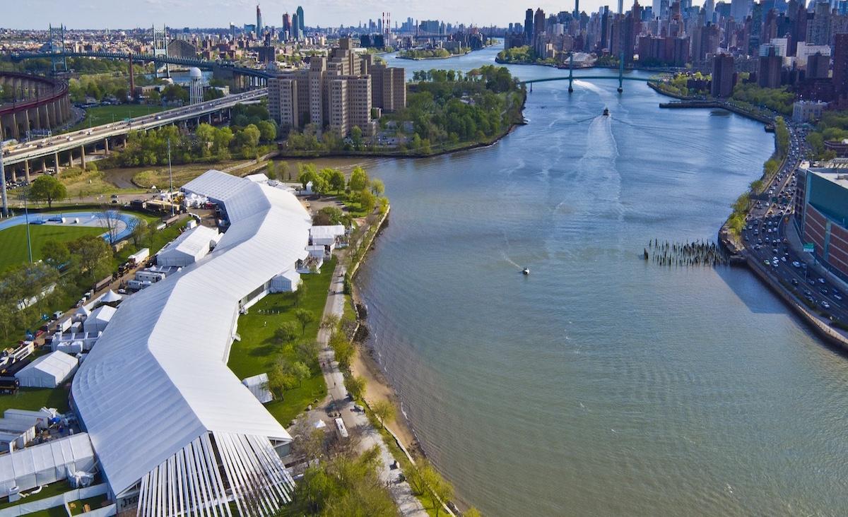 new york coast line